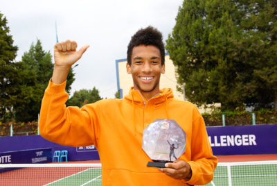 Auger-Aliassime Clinches Tashkent Challenger Title