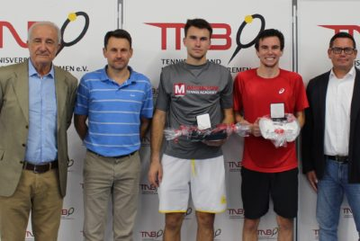 Böhler Wins TNB-ITF-Future In Bad Salzdetfurth