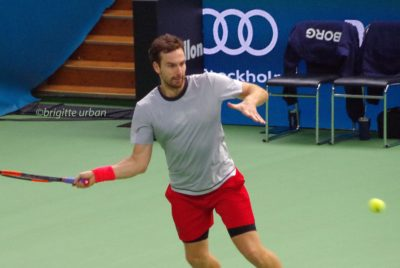 Gulbis And Tsitsipas Reach Stockholm Open Final
