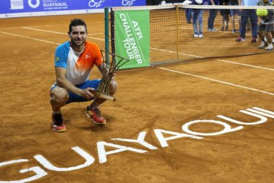 Andreozzi Wins Guayaquil Challenger