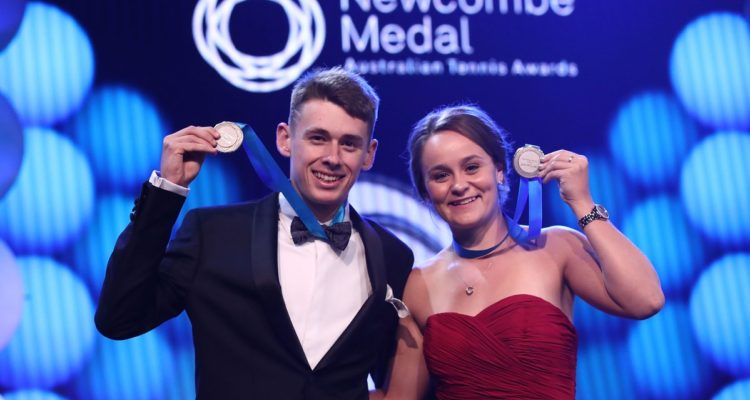 Newcombe Medal