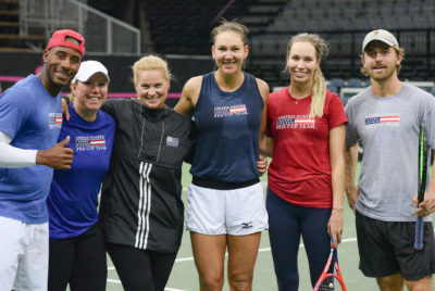 Fed Cup: Czech Republic Favored On Paper Against U.S., But Final Will Be Decided On The Court