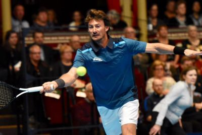 Ferrero To Meet Haas In London's Champion Tennis Final