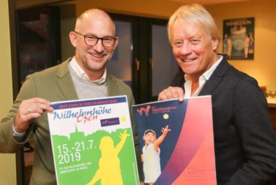 Wilhelmshöhe Open To Be Part Of ITF World Tennis Tour