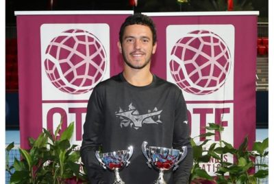 Oliveira Captures His First Trophy Of The Season In Doha