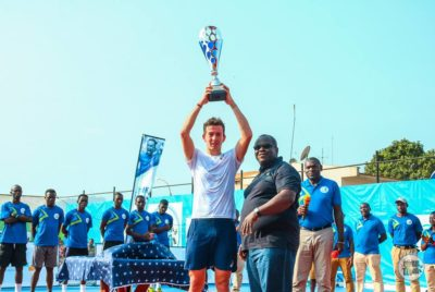 Denolly Takes Yaoundé Futures Title