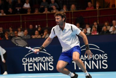 Ferrero Opens Champions Tennis Title Defence In London