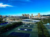 Hengqin Tennis Center Zhuhai