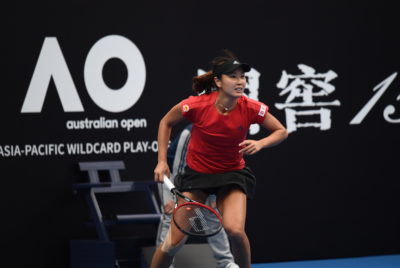 Li And Peng Win Australian Open Asia-Pacific Wildcard Play-off In Zhuhai