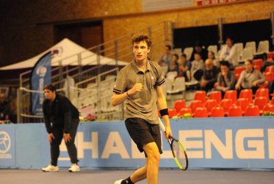Humbert And Darcis Fight Hard To Reach Cherbourg Challenger Final