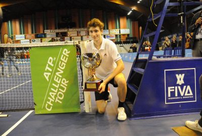 Humbert Triumphs On Home Soil In Cherbourg