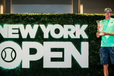 Opelka Captures Maiden ATP Tour Title At New York Open