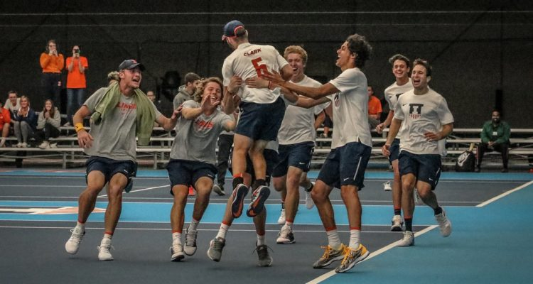 Illinois Men's Tennis