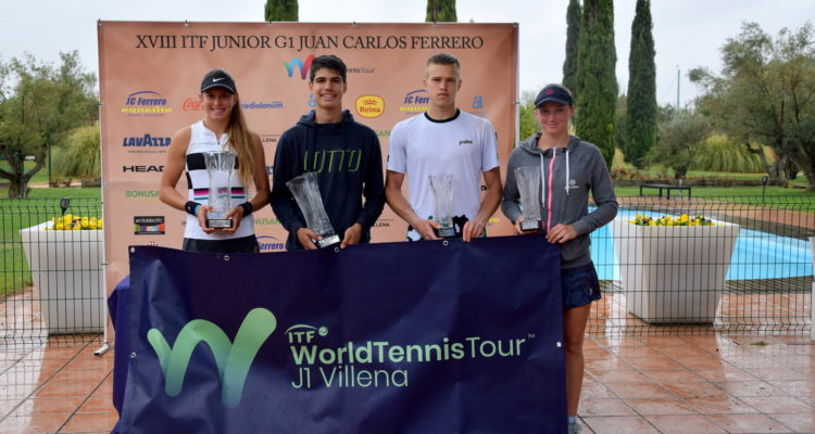 ITF Junior G1 JC Ferrero