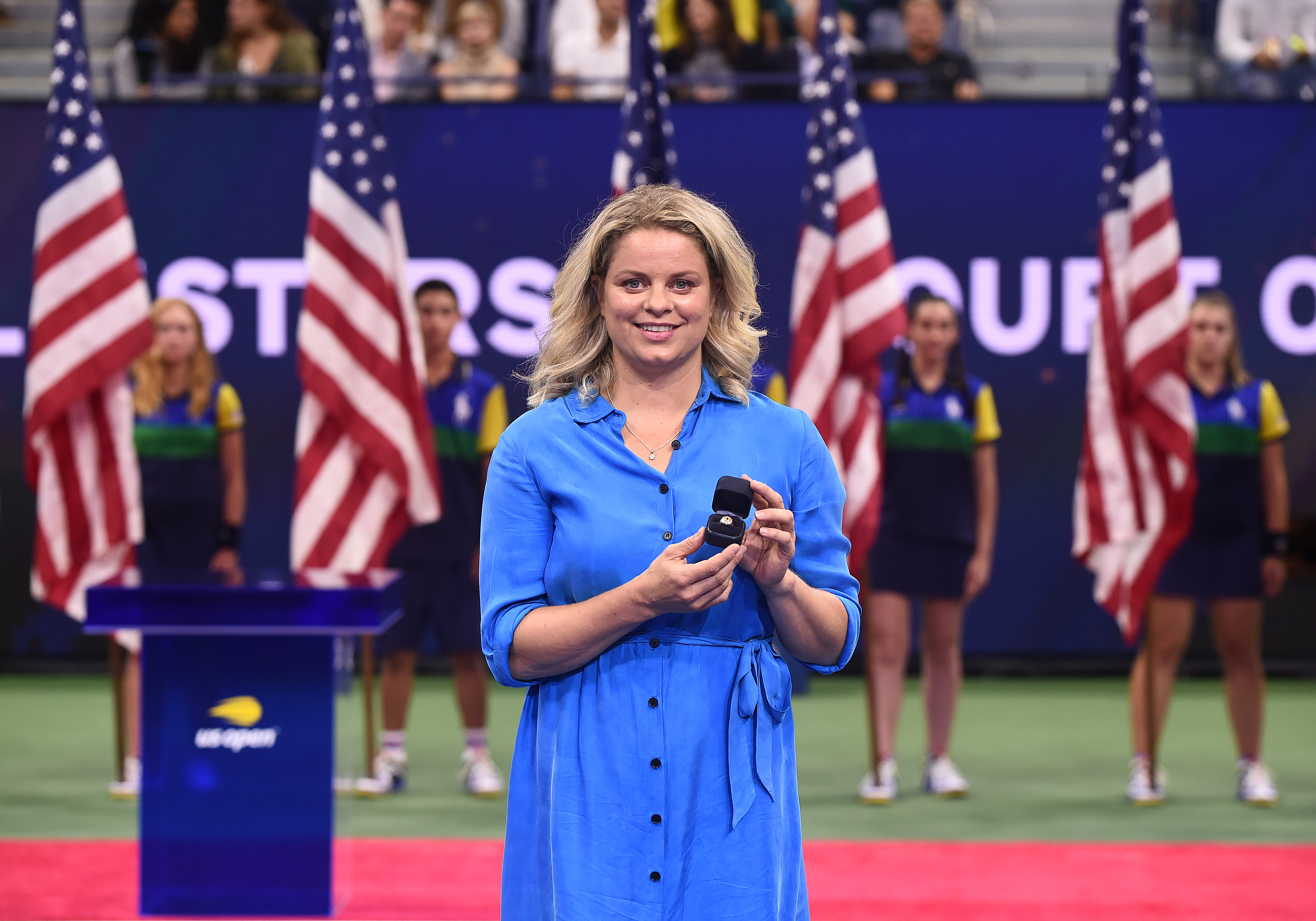 One More Time Clijsters Misses The Feeling Now Readies For