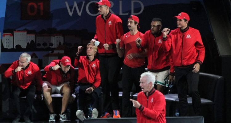 Team World Laver Cup