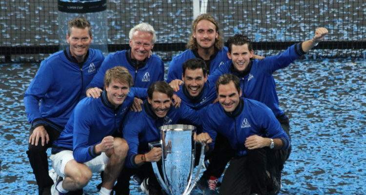 Team Europe: 2019 Laver Cup Champions