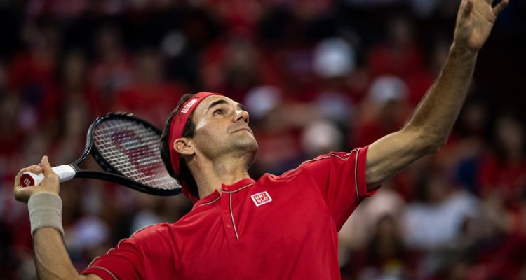 Federer Avoids Another Shanghai Upset With Victory over