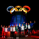 ATP Players at the Olympic Tower