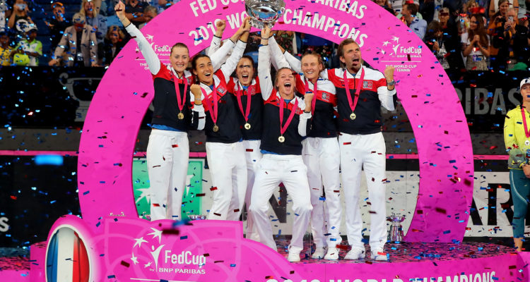 Fed Cup Final France