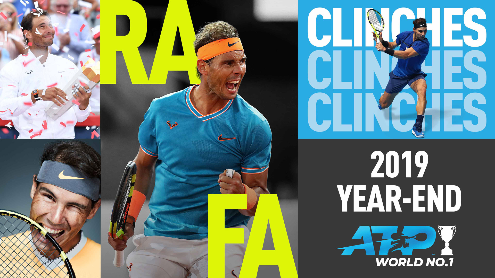 Nadal Clinches Year End No 1 Atp Ranking For Fifth Time Tennis Tourtalk