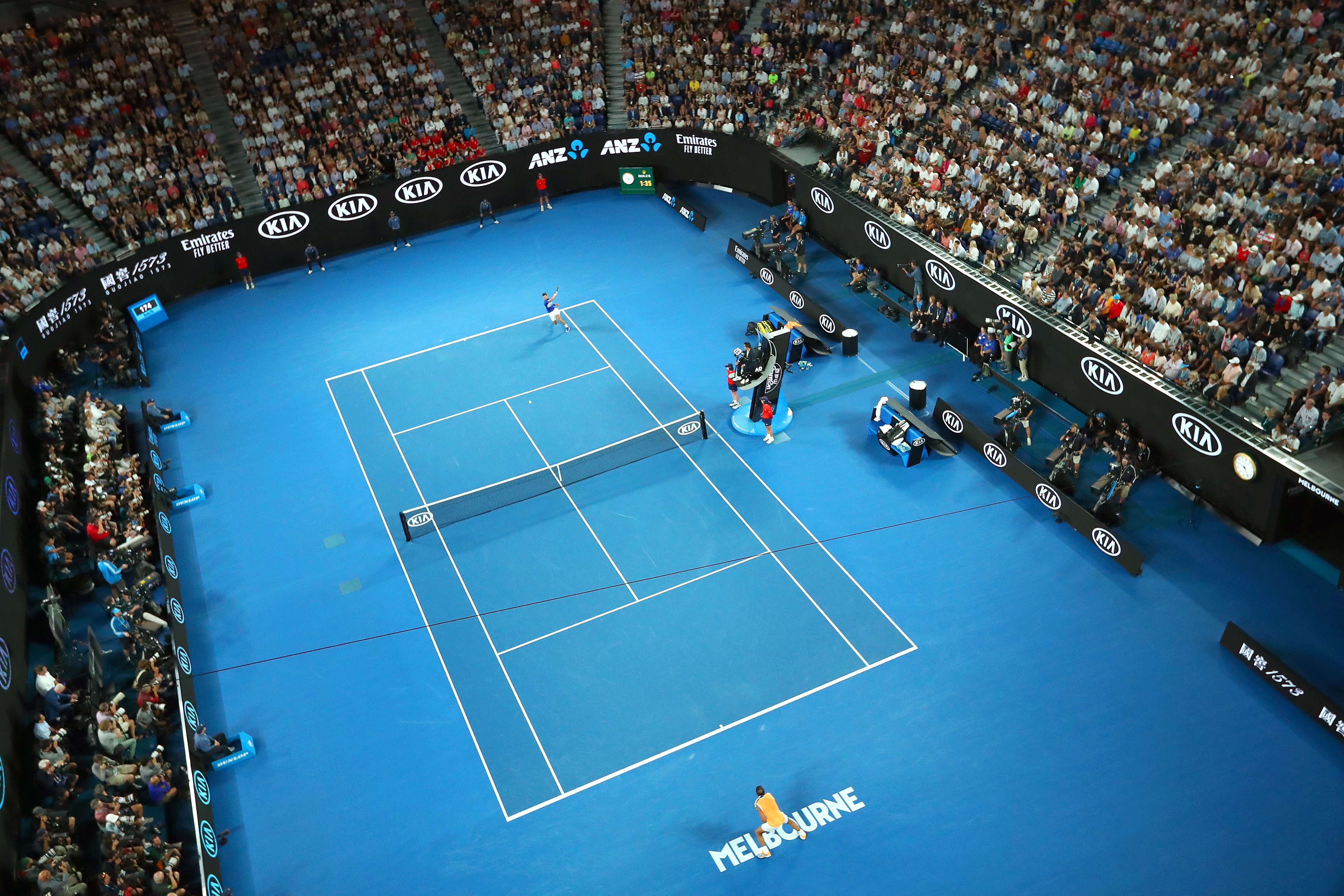 Upcoming Australian Open Will Have A Different Fan Vibe Tennis Tourtalk