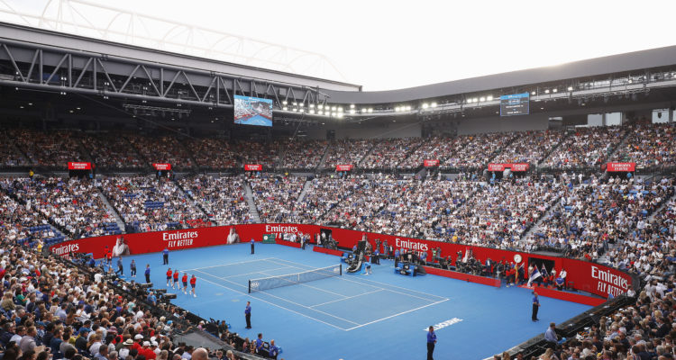 australian open 2020 - by the numbers