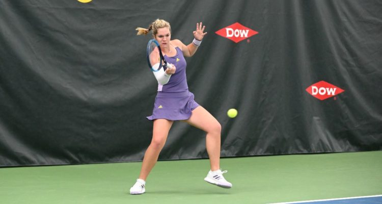 Caty McNally Dow Tennis Classic