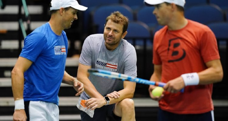 Bryan Brothers Davis Cup