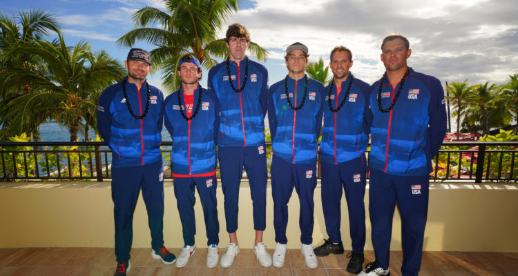 Team USA Honolulu Hawaii
