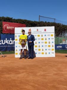 Pablo Llamas Ruiz ITF World Tennis Tour