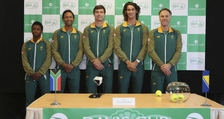 South Africa Davis Cup