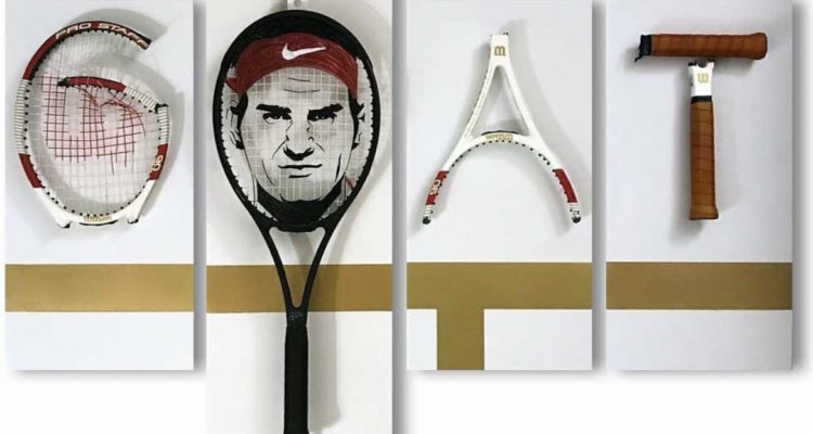 Andres Bella Art tennis