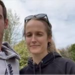 Andy and Kim Murray Stay-at-home challenge