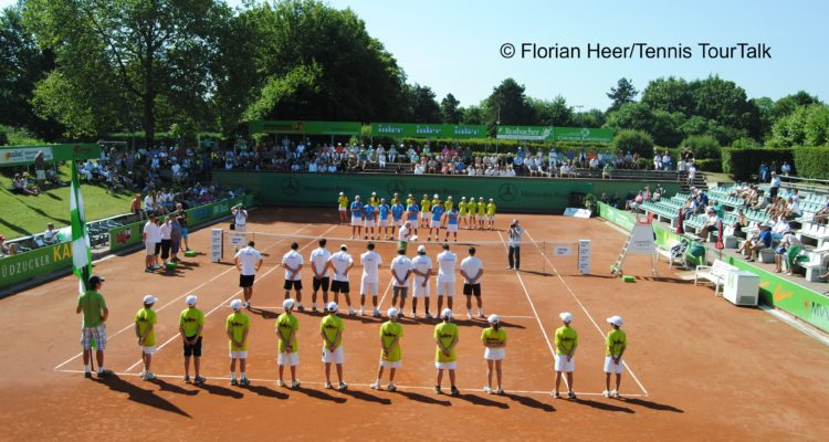 German Tennis Bundesliga Mannheim
