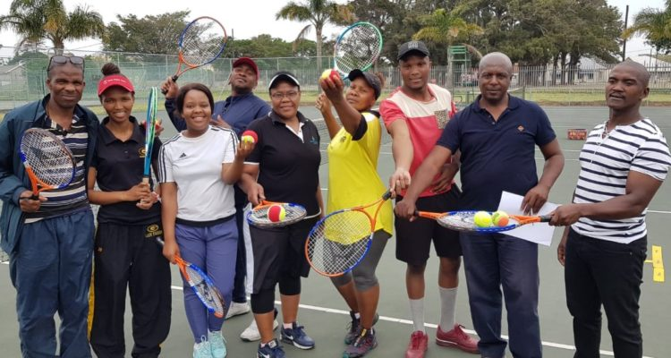 BNP Paribas Coaches Mentorship Programme - Year 2 beneficiaries