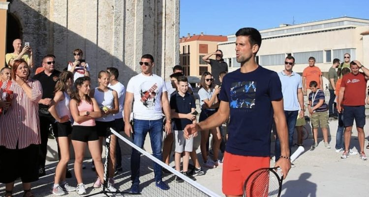 Adria Tour Djokovic