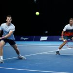 Jamie Murray and Neal Skupski Battle of the Brits