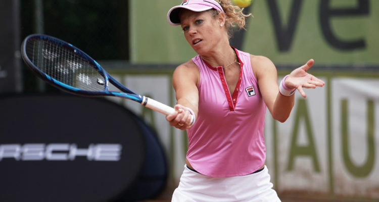 Laura Siegemund German Ladies' Series presented by Porsche