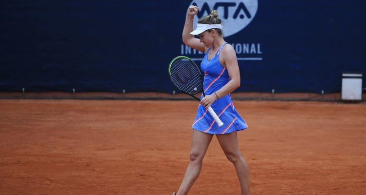 Halep Prague Open
