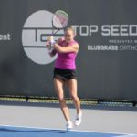 Shelby Rogers Top Seed Open