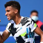 Felix Auger-Aliassime Western Southern Open