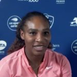 Serena Williams Western & Southern Open