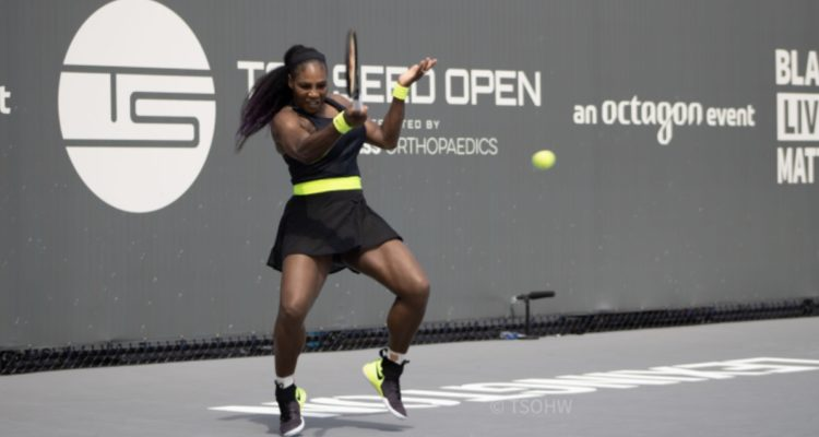 Serena Williams Top Seed Open Lexington