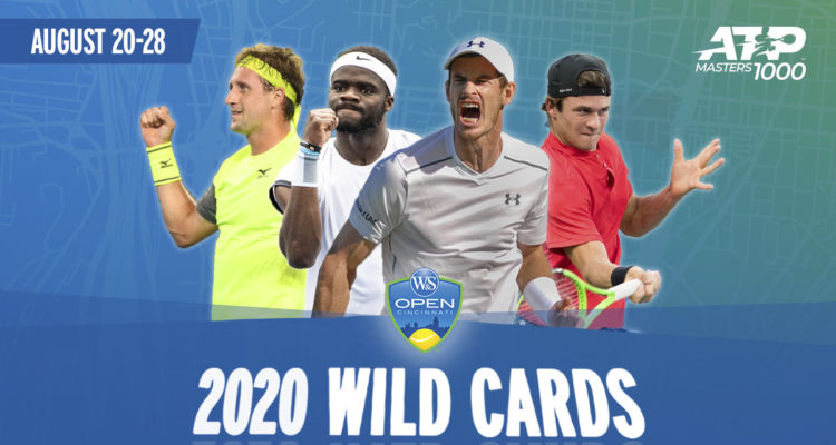 Wild cards Western & Southern Open