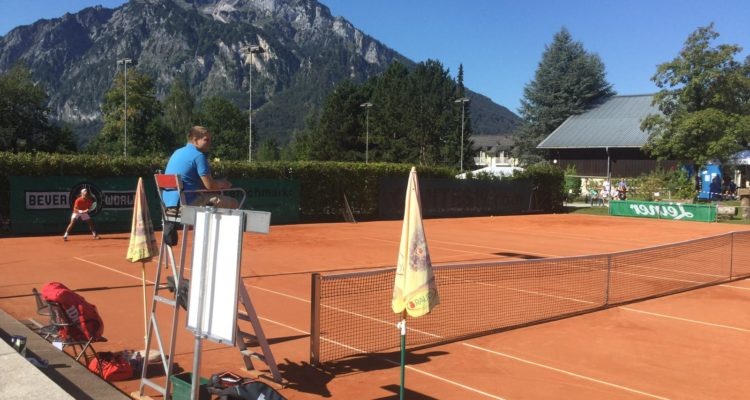 GM Comites Open ITF World Tennis Tour Anif