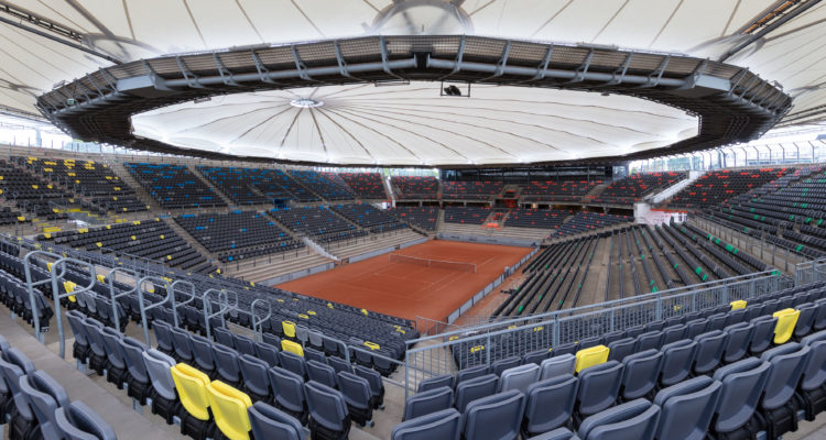 Hamburg Rothenbaum Tennis Stadium