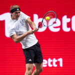 Zverev bett1HULKS Indoors Cologne