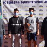 Pol Martin Tiffon ITF World Tennis Tour