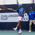 Montsi at Challenger South Africa